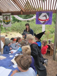 Harry Potter: Goblet of Fire Camp Begins @ Sonoma Garden Park